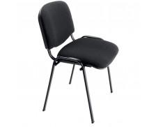 Chaise de réunion - Tissu - Noir