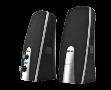 Enceintes 2.0 MILA - TRUST - 5 watts