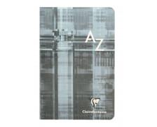 Carnet répertoire - CLAIREFONTAINE - 11x17 cm - 96 Pages - Grands carreaux