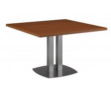 SANTOS Table carrée palissandre