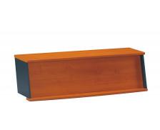 Banque d'accueil pour support micro informatique 80 cm JAZZ, largeur : 71 cm - Coloris aulne
