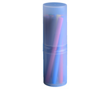 Boite plastique tube - REALLY USEFUL - 0,32L - Transparent