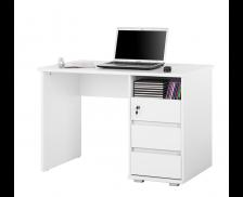 Bureau Primus blanc - 110 cm