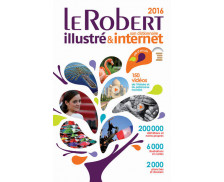 Dictionnaire illustré - LE ROBERT - 2016