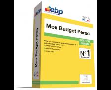 Logiciel EBP 2016 - Mon Budget Perso