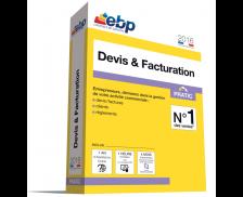 Logiciel EBP 2016 - Devis et facturation Pratic + VIP