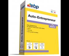 Logiciel EBP 2016 - Auto entrepreneur Pratic + VIP