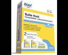 Logiciel EBP ITOOL 2016 - Suite Compta & Devis-Facture en Ligne