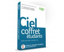 Logiciel CIEL 2016 - Coffret étudiants