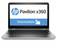 "Ordinateur convertible HP Pavilion 13-S100 x360 - HP - 13.3"" - 1 To"