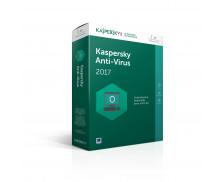 Logiciel Kaspersky Antivirus 2017 - 1 PC / 1An