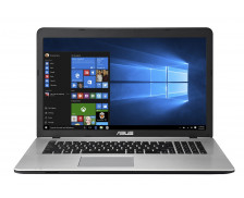 "Ordinateur Portable R753UX - ASUS - 17.3"" - 1 To + 16 Go (SSD)"