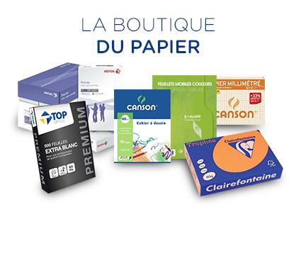La boutique du papier