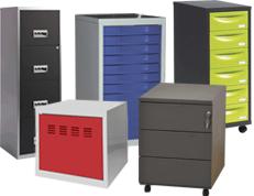 Rangement de bureau et armoire de bureau que choisir for Meuble bureau top office