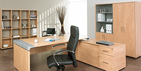 gammes de bureau professionnel et bureau de direction top office. Black Bedroom Furniture Sets. Home Design Ideas
