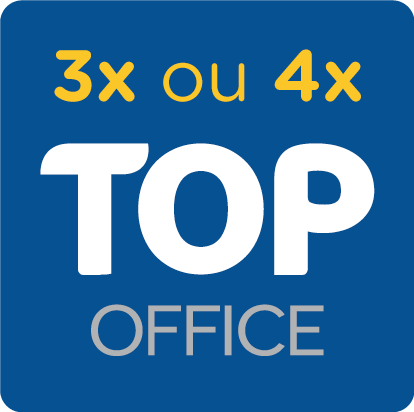 3x ou 4x Top office
